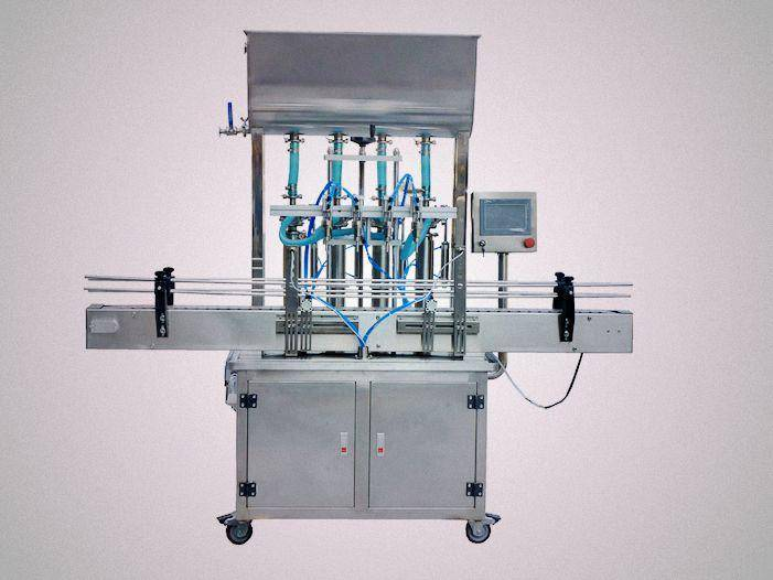 GT4T-4G Automatic Paste Filling Machine