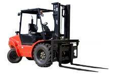 Sell Royal 2.5t-3.5ton Rough Terrain forklift with original Japanese engine