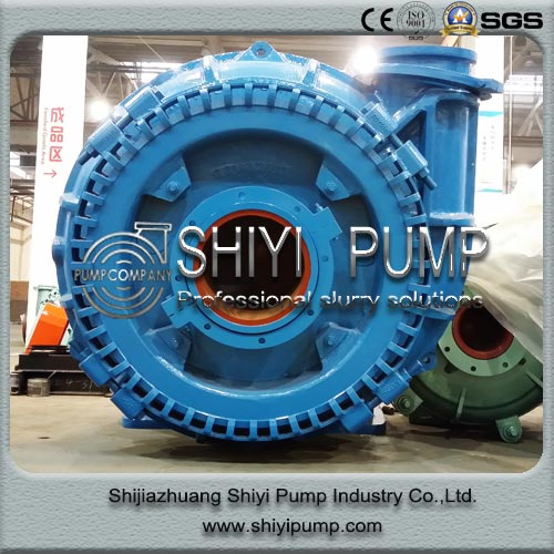 "12"" Slag Granulation Marine Water Treatment Centrifugal Gravel and Sand Pump"