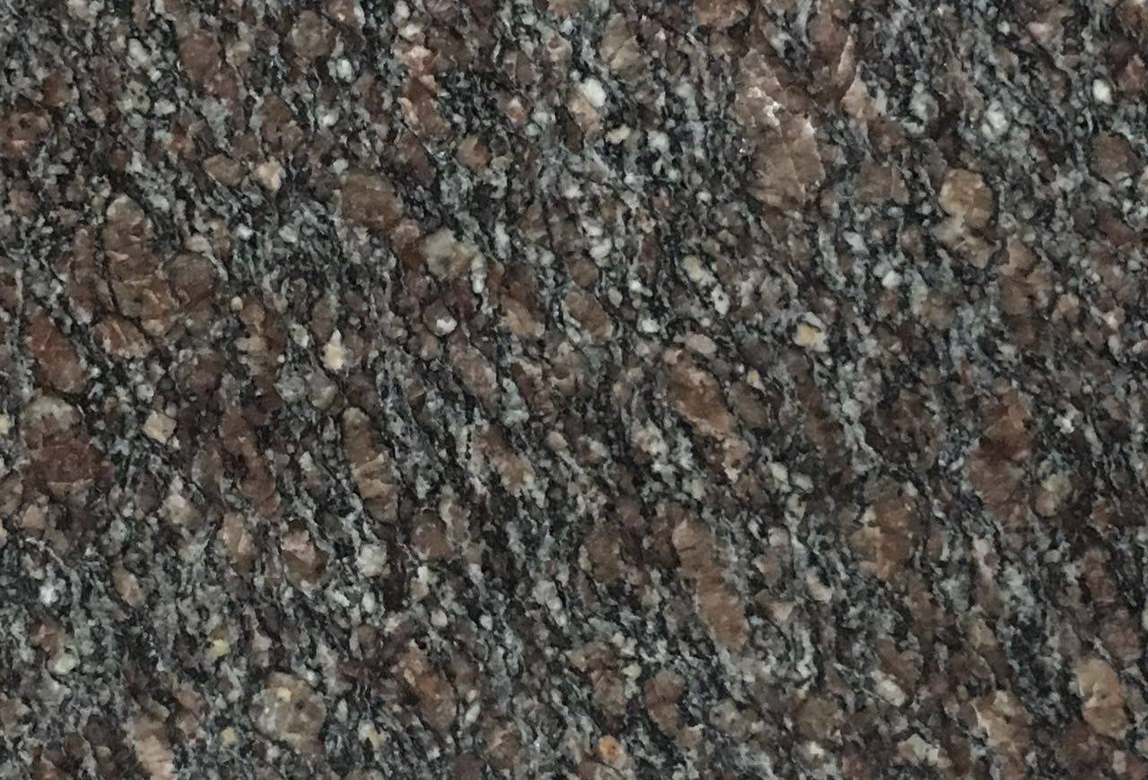 TROPICAL BROWN GRANITE BLOCKS