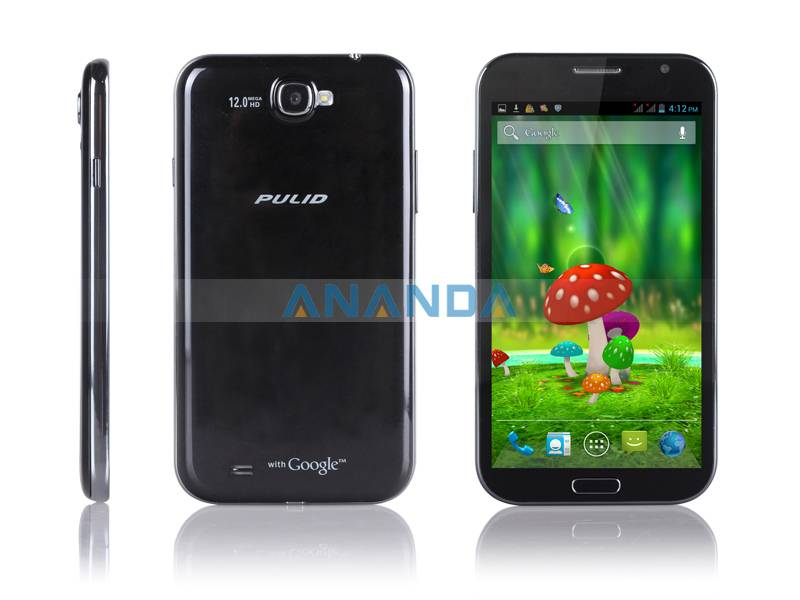 5.7 inch MTK6589,Quad Core Android 4.2 WCDMA/ GSM 3G Dual SIM Mobile Phone F11