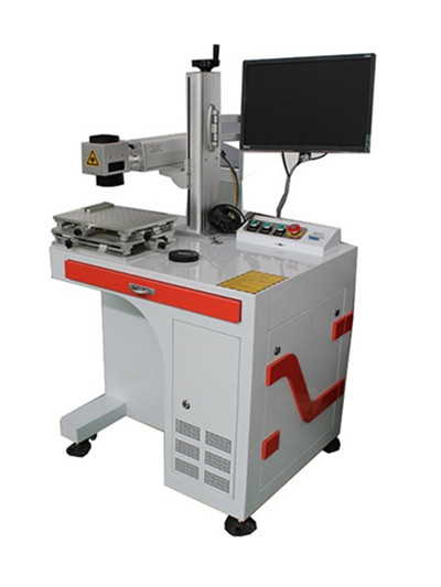 Fiber laser marking machine from China