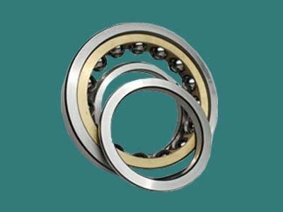 Four-point contacr ball bearings