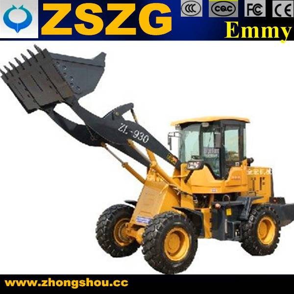 ZL-930 wheel loader low price for sale
