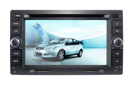 CHERY TIGGO CAR DVD GPS MULTIMEDIA SYSTEM