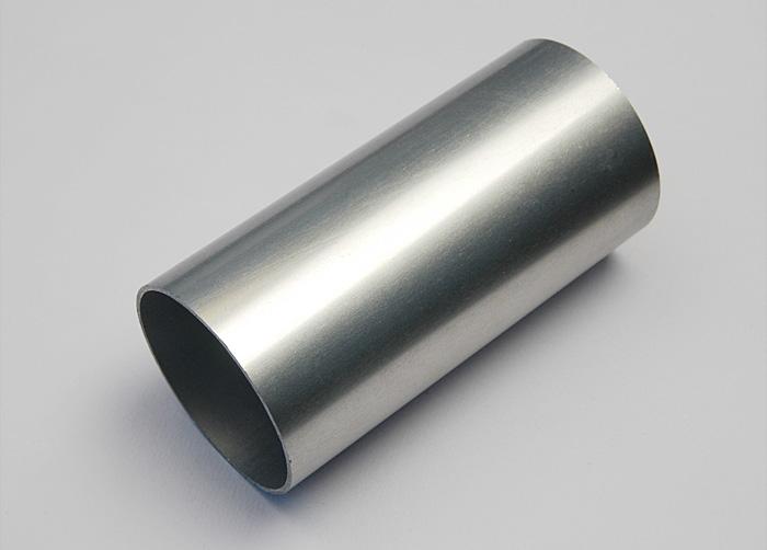 6063 Extusion aluminum of Special Circular Tube used Special Circular Tube