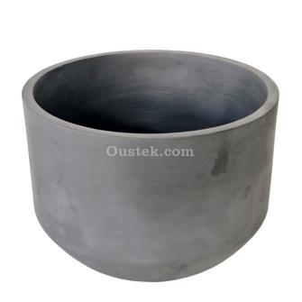 Sintered Silicon Carbide Crucible and Sagger