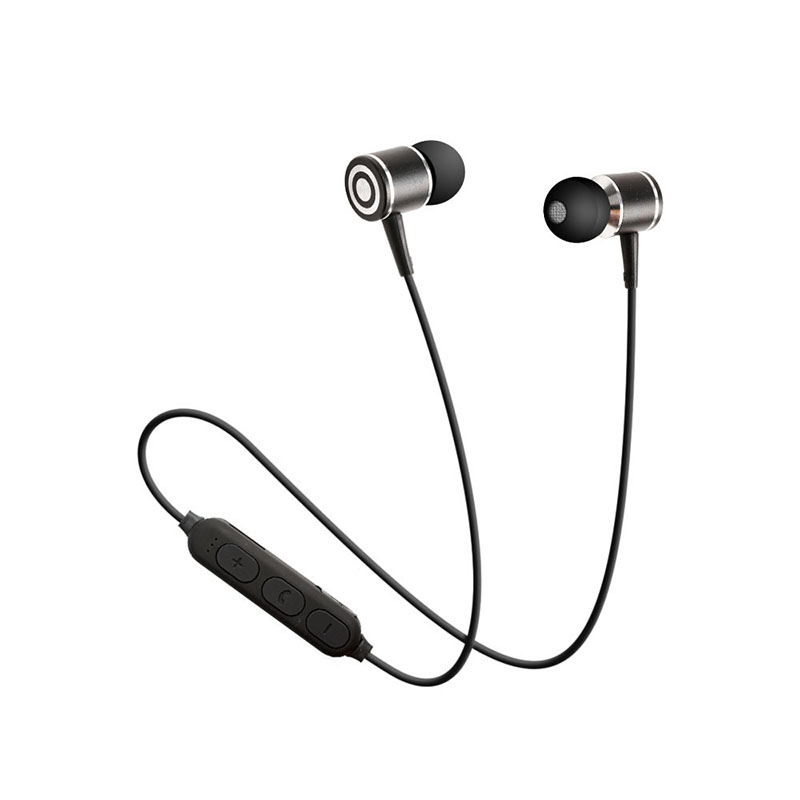 hot music neckband earset, mobile phone bluetooth earphone, perfect for outdoor