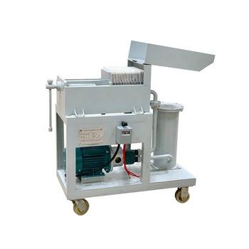 PL Series Plate Pressure Juice&Oil Purifier
