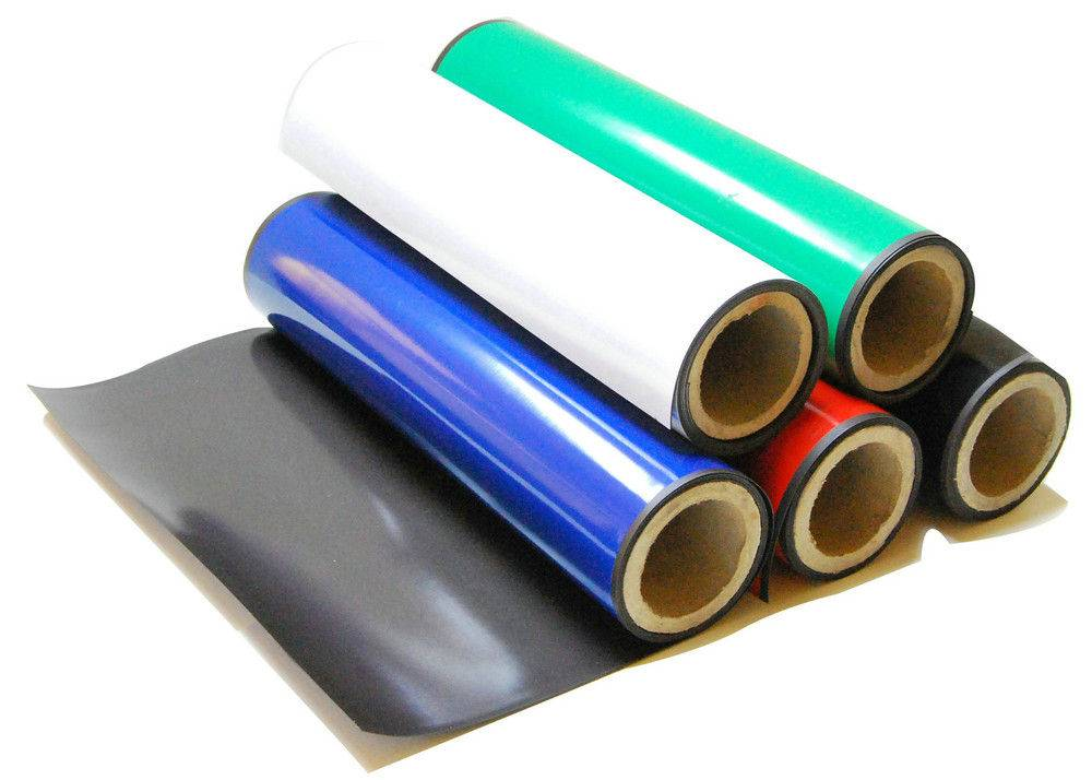 Flexible strong fridge rubber magnet sheet