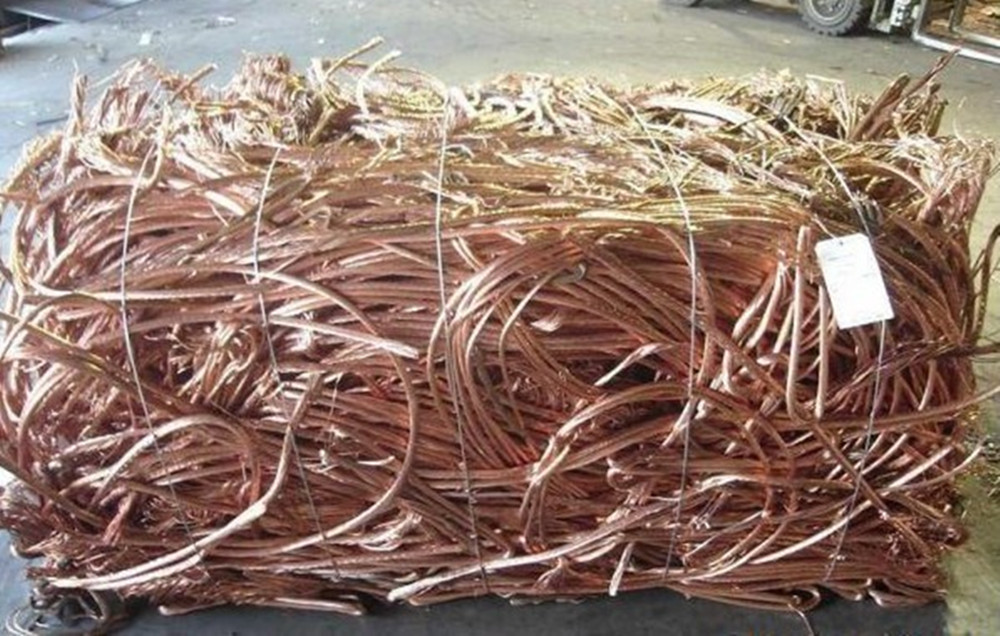Copper scrap with low price and high quality