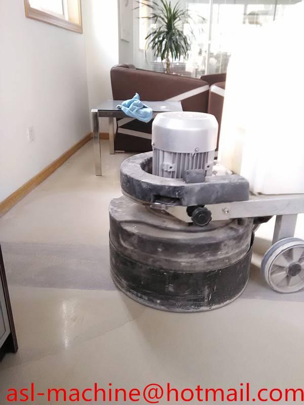 concrete floor marble stone grinding machine[ASL550-T7]