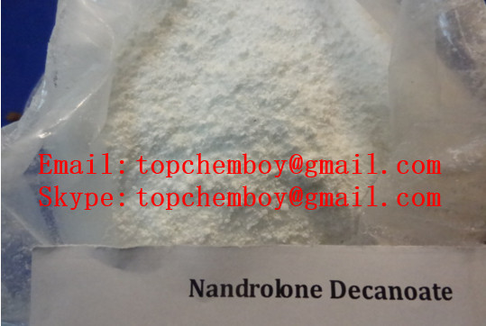 Deca Nandrolone Decanoate Raw Steroid Hormone