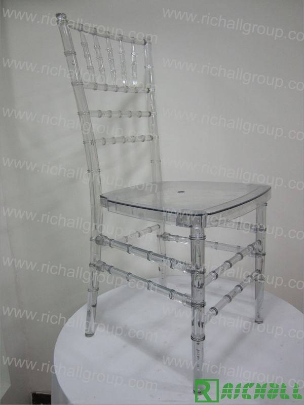 Resin Chair001