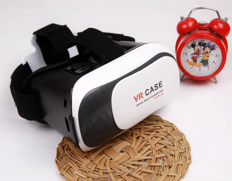 New invention trending hot 2016 virtual reality headset figment vr box2.0 vr glasses