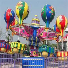 opular samba balloon amusement park rides