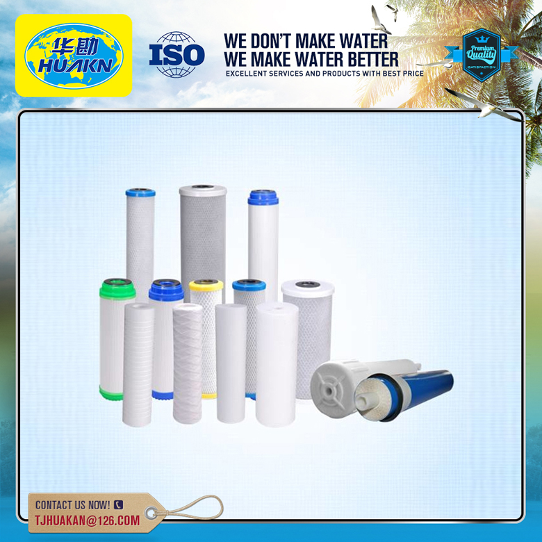 Household Water Filter Cartridges