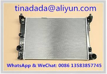 High quality auto car radiator for Benz GLK