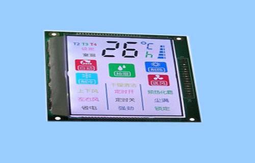 WH-FSC Color LCD Module