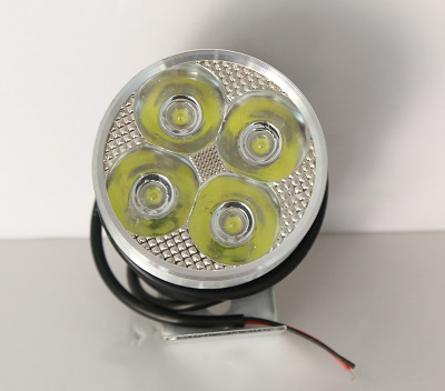 LED FLASHING FOR MOTOCYCLE