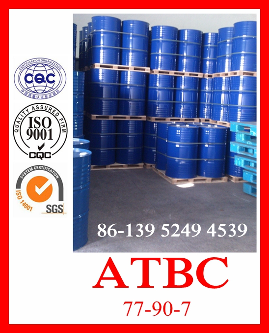 ATBC/Acetyl tributyl citrate/77-90-7/plasticizer