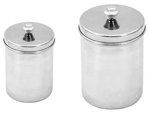 Stainless Steel Dressing Jar