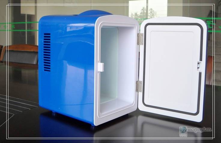 SZ-4L semiconductor car fridge portable freezer