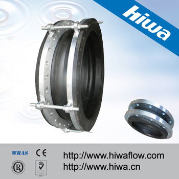 Full Faced Spherical Rubber Expansion Joint