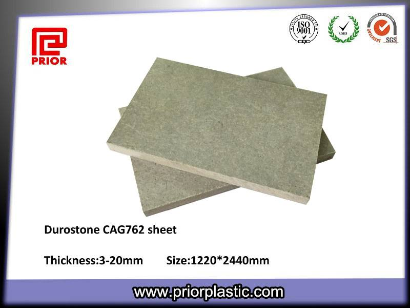 Optical Grade Grey Durostone Sheet for Solder Pallet, 6mm Thickness