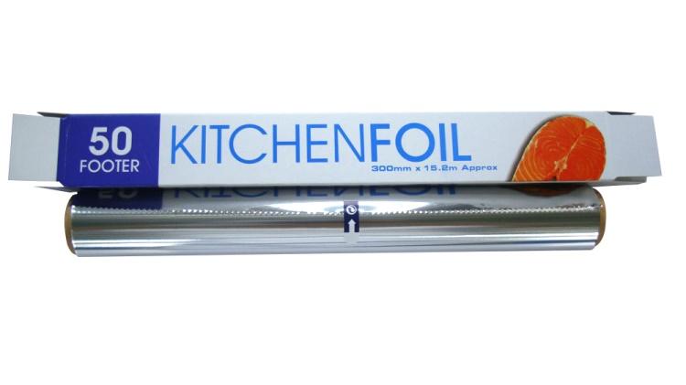 Hot Seller Household Aluminum Foil Roll