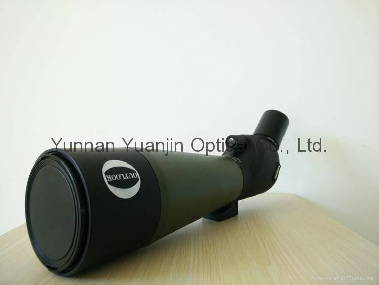 20-60x80 Birding binoculars Spotting scope give you the biggest birding experience