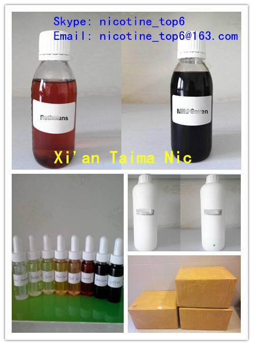 Pure nicotine 1000mg/ml 99.95%, PG VG based nicotine high concentrate liquid nicotine with USP grade