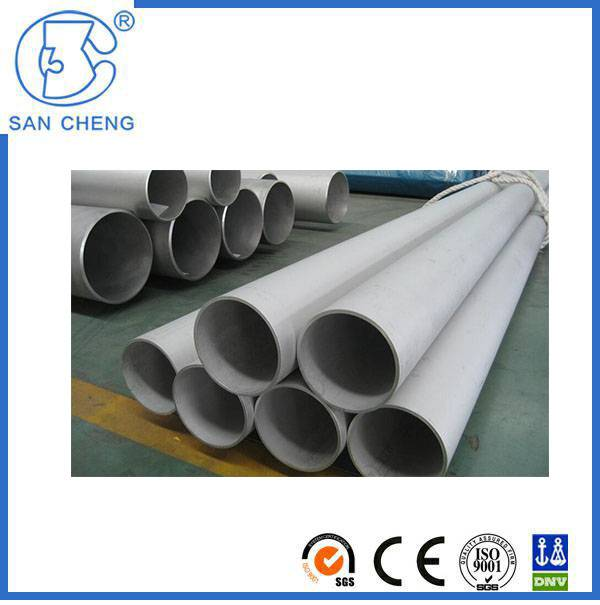 304 316 Stainless Steel Carbon Steel Seamless Steel Tube
