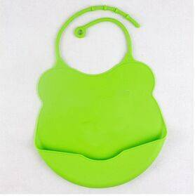 Low Price Washable  Best Baby Bib with Crumb Food Catcher for Infant Baby Snaps Style