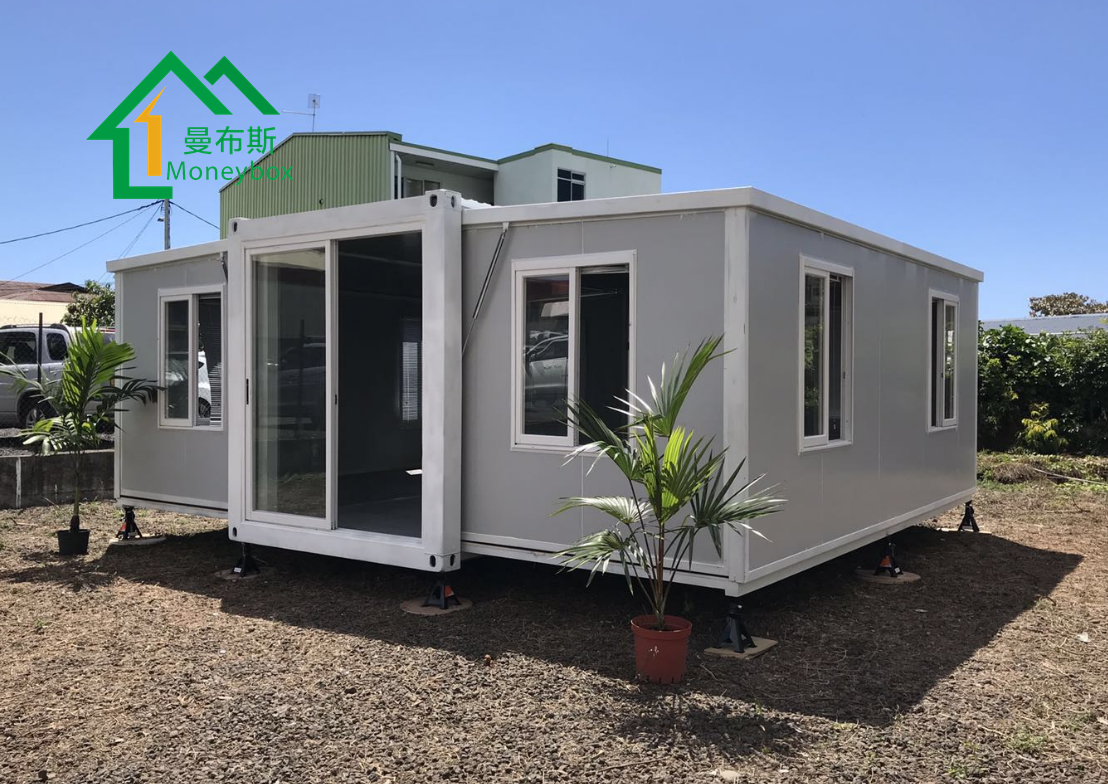 Large space luxury expandable container house for sale cost