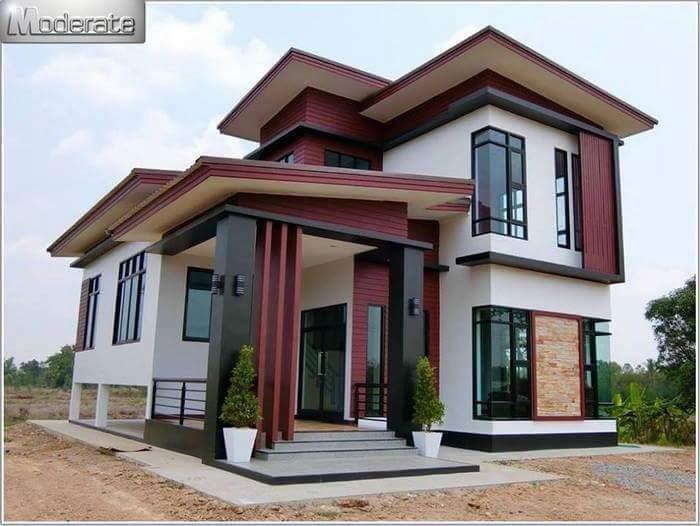 European light steel villa