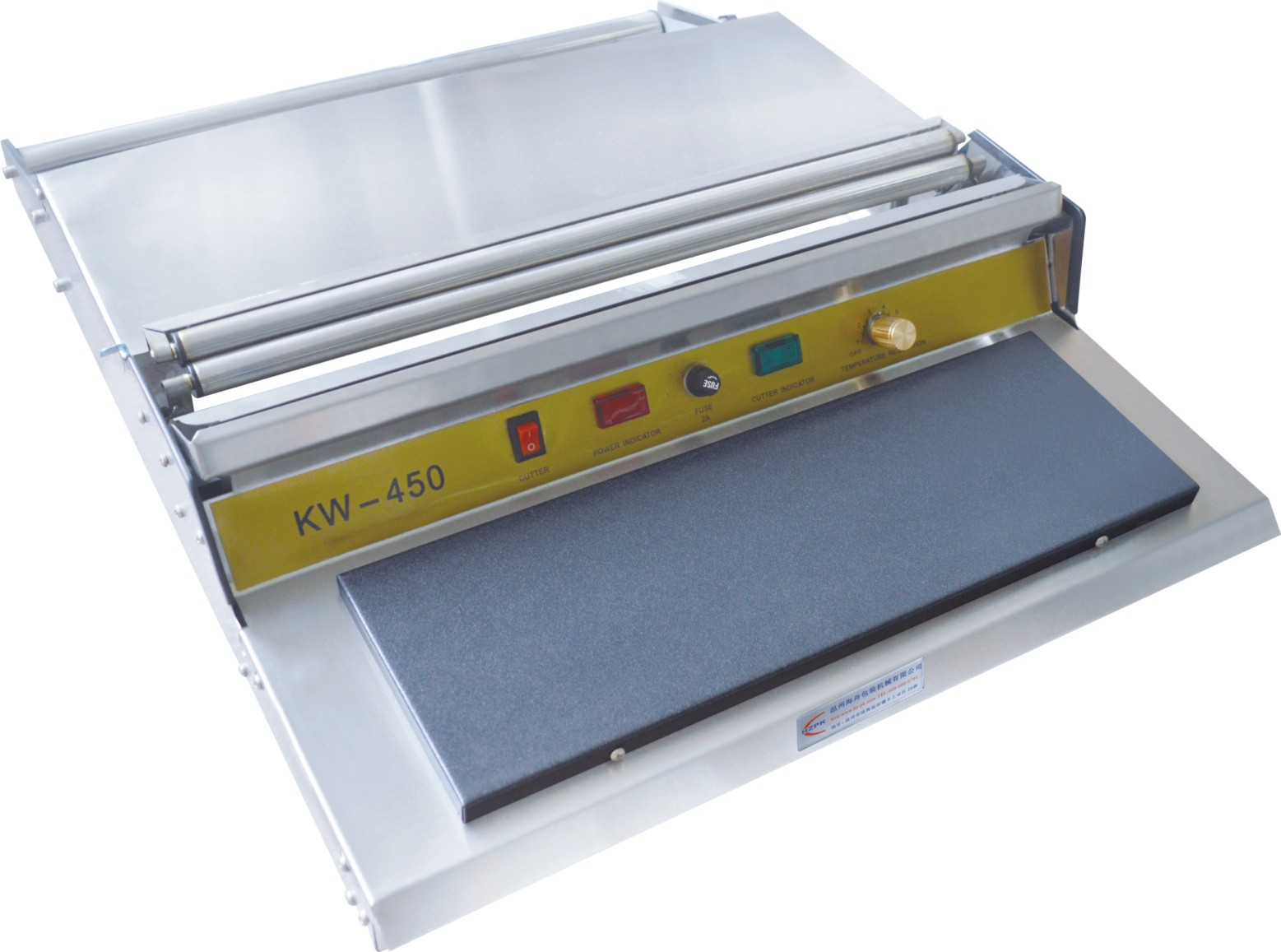 Plastic Wrapper/Hand Wrapper Mrapping machine for Food