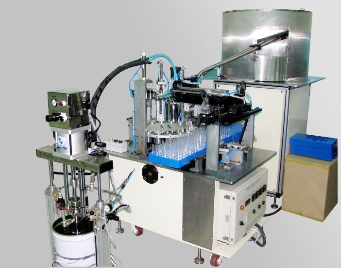Vacuum Blood Vollection Tube Making
