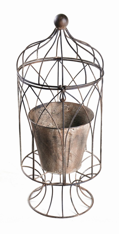 Metal Plant Pot