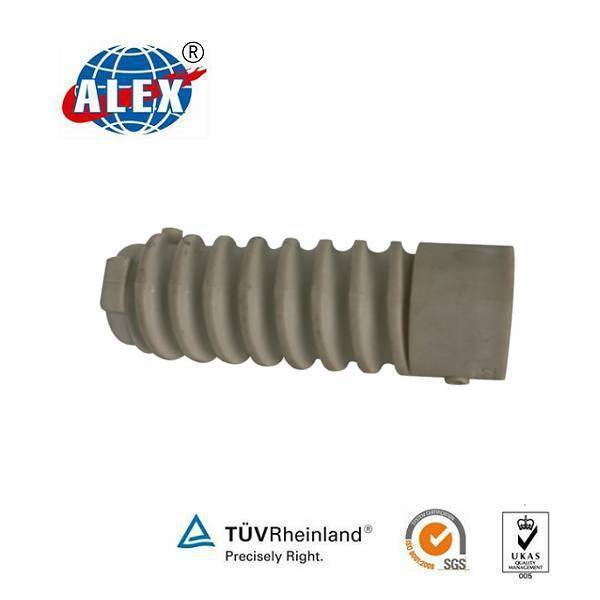PA66 Rail Dowel, Nylon Sleeve Insert the Concrete Sleeper