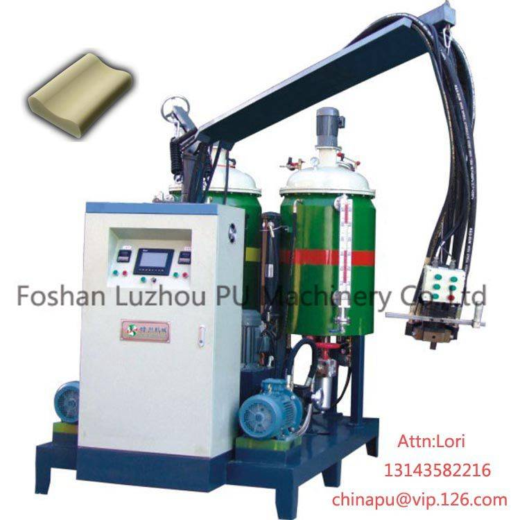 Foshan Luzhou High Pressure Pu Foaming Machine