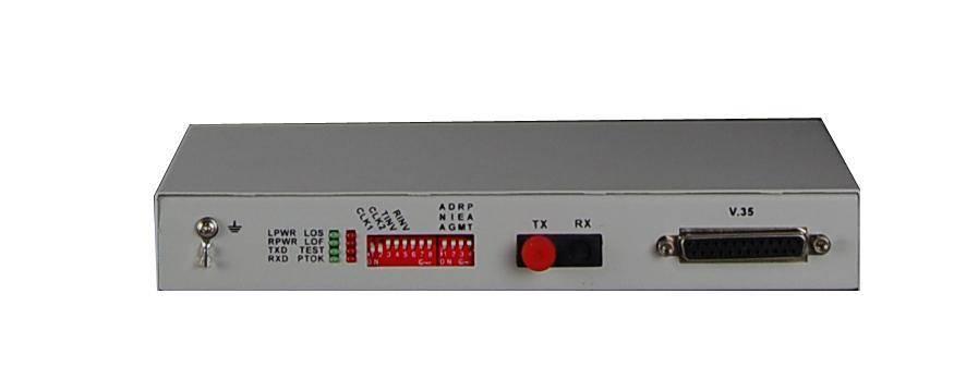 n*64K V.35 fiber modem