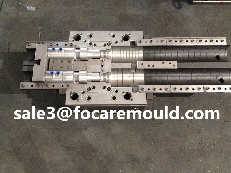 PPR fitting mould, ppr pipe connector moulds, color fitting mould maker