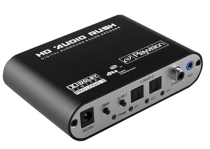 Digital Audio Decoder