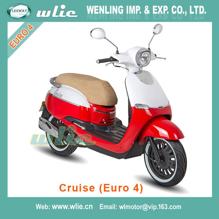 EEC Euro-4 50cc gas scooter Cruise 50(Euro 4)