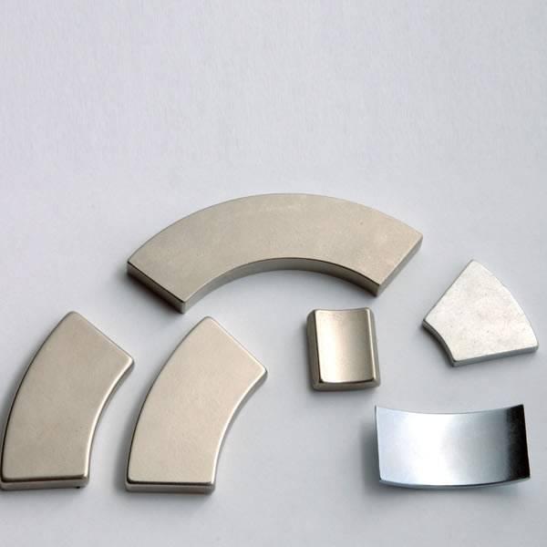 Arc shape permanent Magnetic Drive Pump