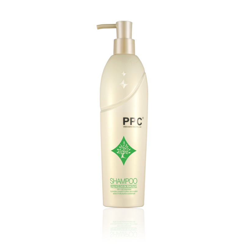 Manufacturer Private Label Refreshing& Nourishing Oil-Control Hair Shampoo