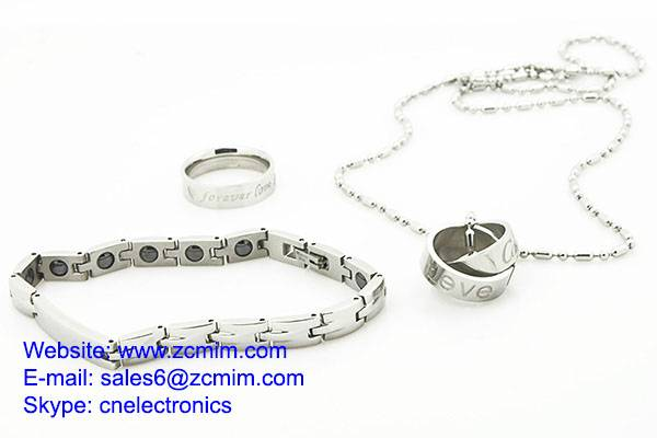 OEM Precision Metal Parts For Tungsten Carbide Ring