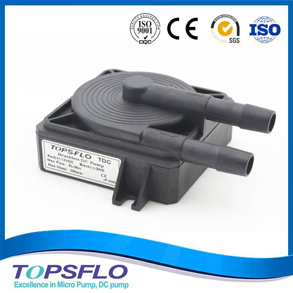 12V DC brushless mini home appliance recycling water pump