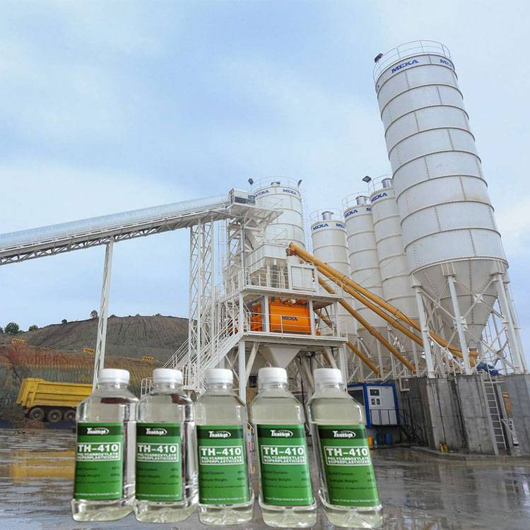 water reducer for concrete additives also named polycarboxylate superplasticizer PCE liquid with low